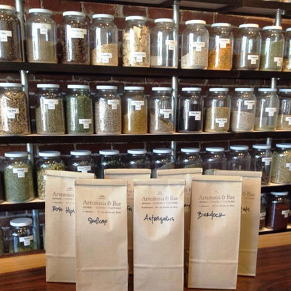 Herb tea Denver