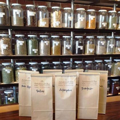 Herb tea Denver
